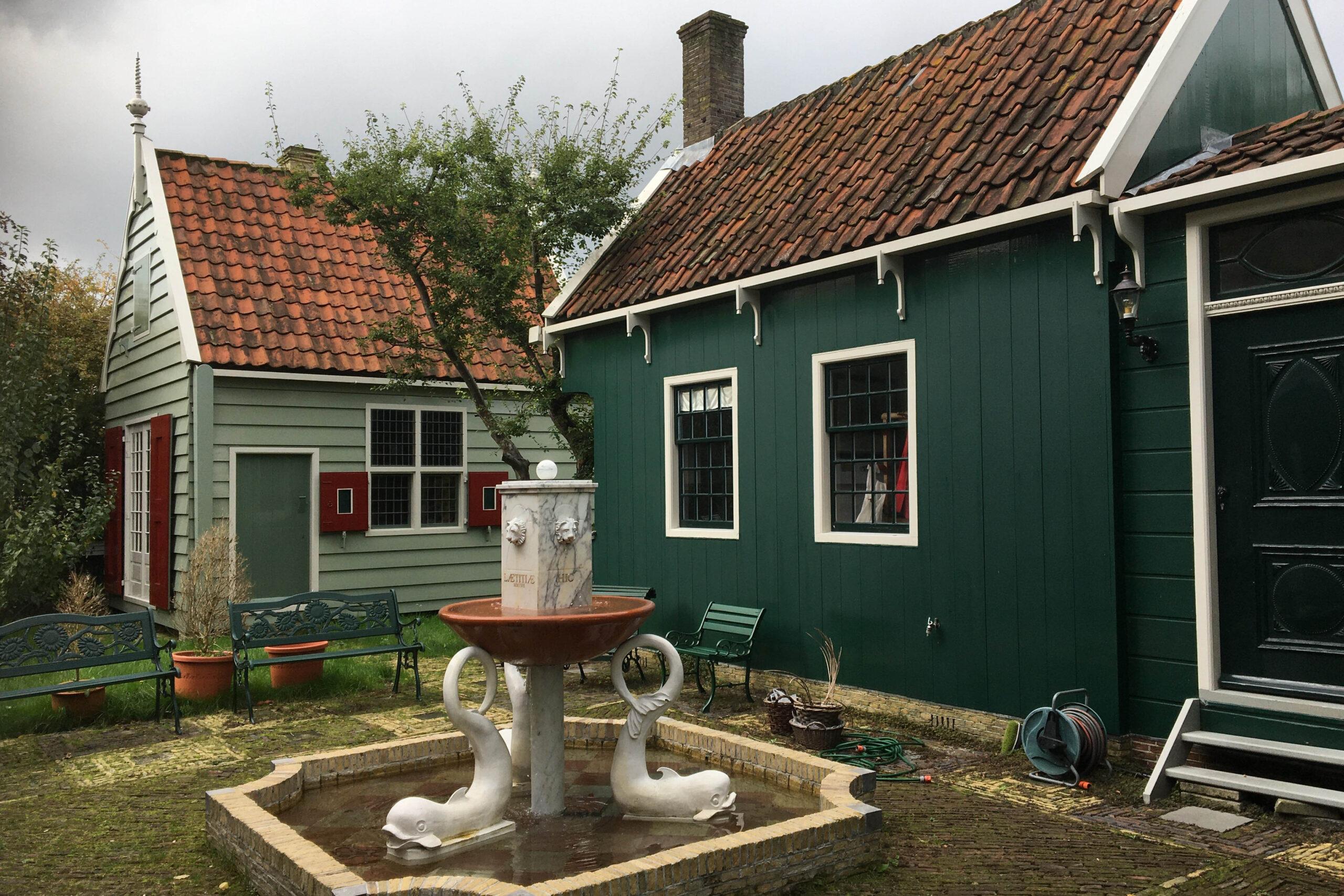 2. Oud Zaandijk.