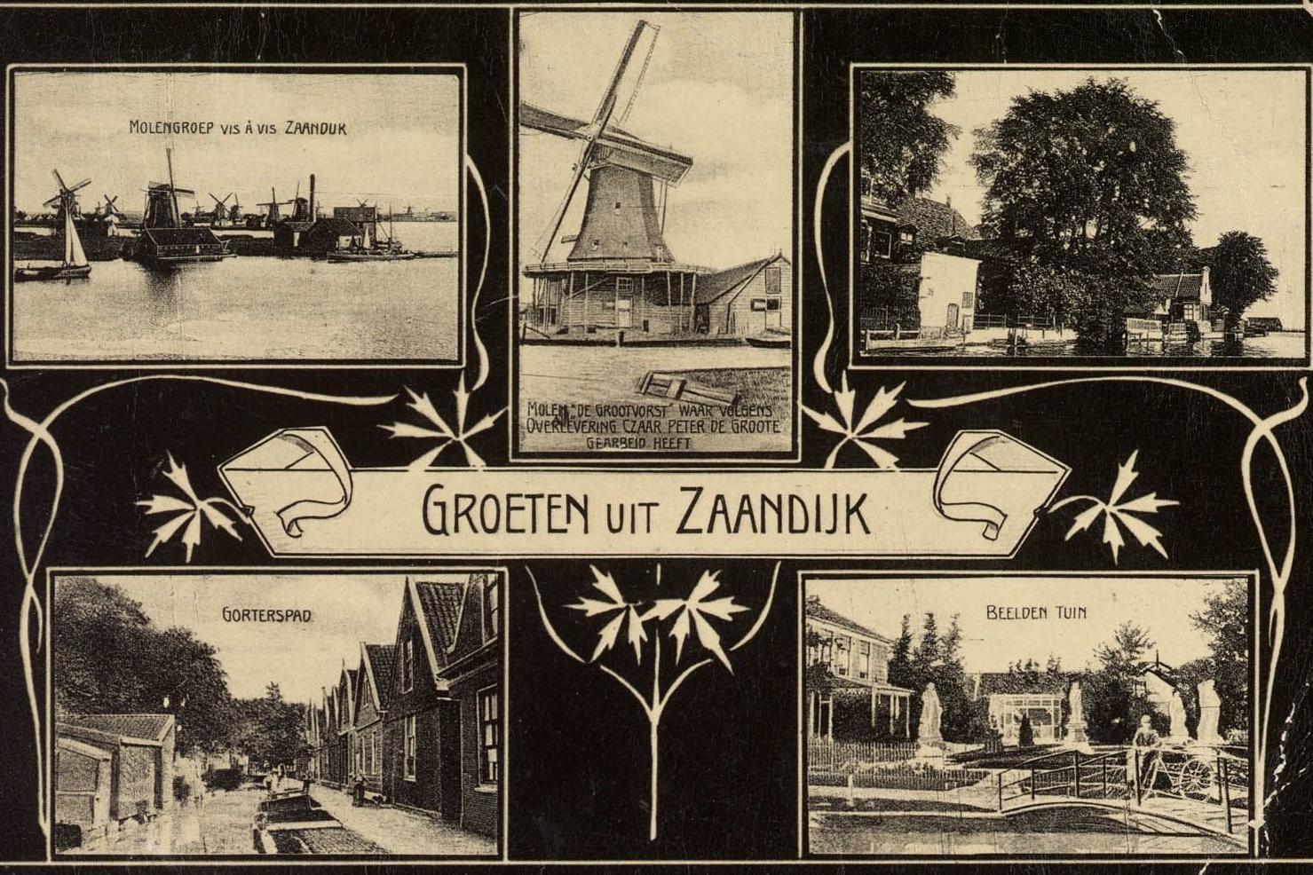 - Groeten uit Zaandijk -